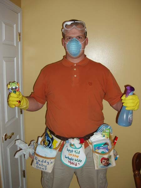 Baby Shower Gift Ideas Dad : Best daddy diaper kit ideas only on