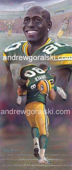 Donald Driver is well known as a charming and warm personality in Packer Nation now the entire nation will know! Donald Driver also known as Double...