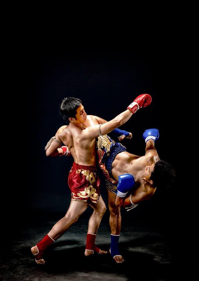 что смотреть картинки тайского бокса тех