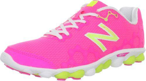 New Balance Women's W3090 Minimus Ionix Athletic Running Shoe,Pink,9 B US