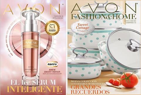 CatalogosMX: Catalogo Avon México Campaña 10 2017 Online