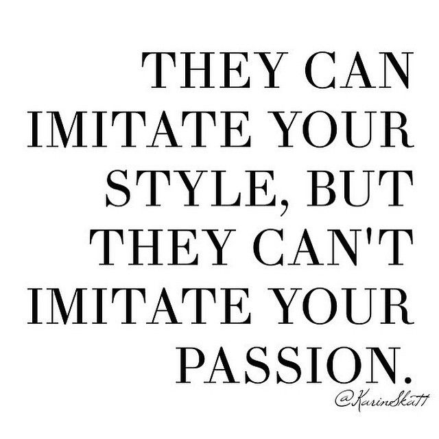 Exactly! LOL Hair in a bun and pearl earrings now too huh...stalk my FB much!? LOL Imitation is the highest form of flattery but a copy is never worth as much as the original, juss sayin