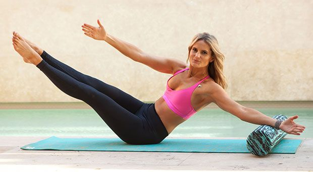 3 Ways to Sculpt Your Body With Your FoamRoller