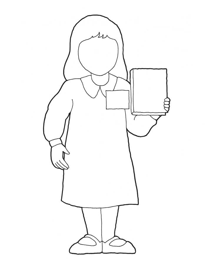 Moravian christian missionary coloring pages coloring pages for Mormon missionary name tag template