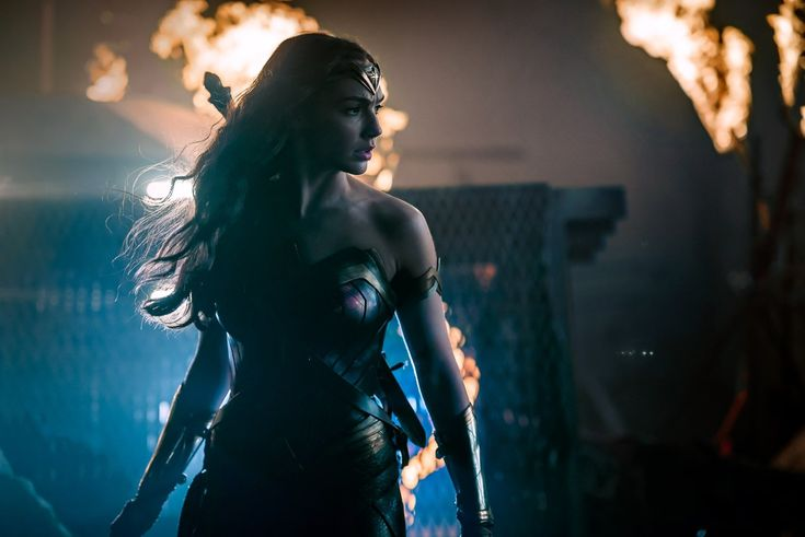 Películas Justice League (2017)  Mujer Maravilla Gal Gadot DC Comics Fondo de Pantalla