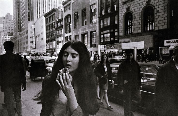 Гарри Виногранд (Garry Winogrand)