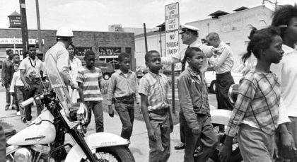 Little Known Black History Fact: Birmingham Children's Crusade