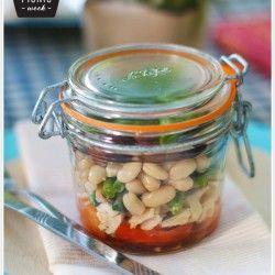 NIÇOISE SALAD TO-GO: Olive Oil, Recipe, Food, Green Beans, Nicoise Salad, Salad To Go