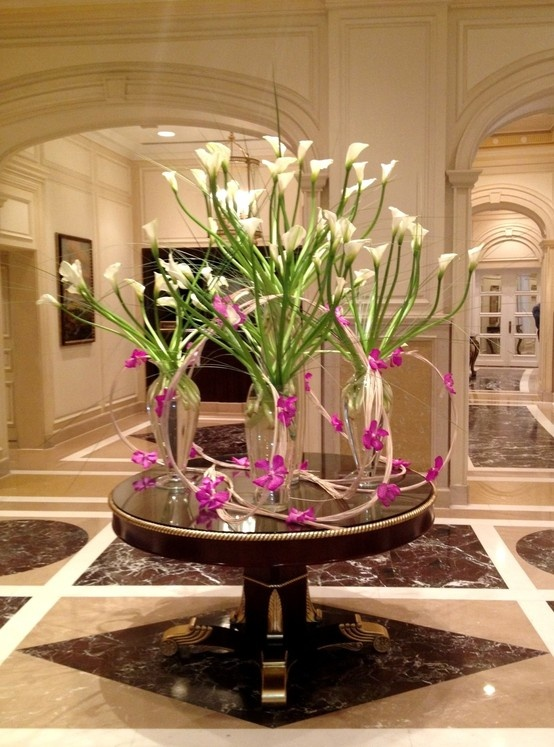 Hotel Foyer Flowers : Best images about hotel lobby flowers on pinterest