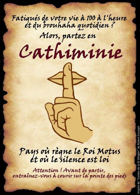 affiche Cathiminie