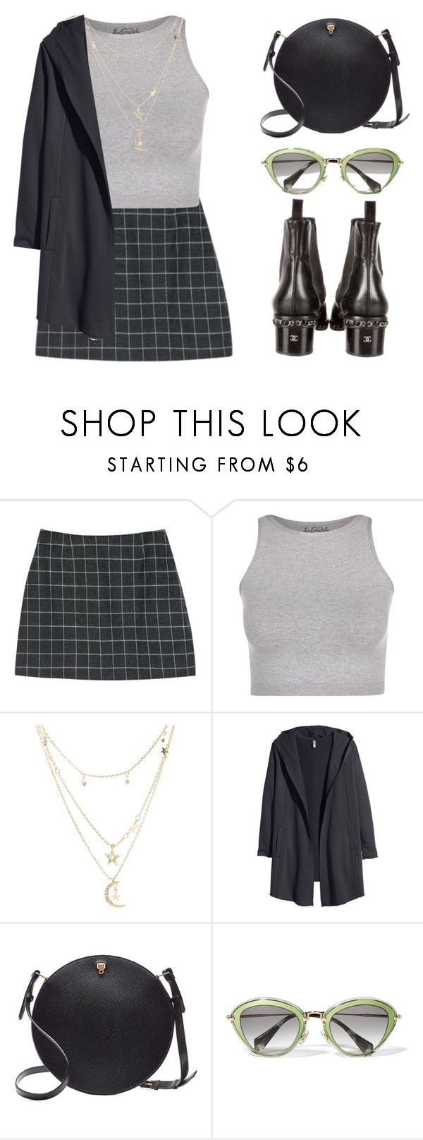 @england by melanie-pacheco on Polyvore featuring moda, Free People, H&M, StyleNanda, Chanel, Valextra, Charlotte Russe and Miu Miu