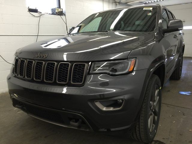 New 2016 Jeep Grand Cherokee Limited 75th Edition SUV for sale near Rochester