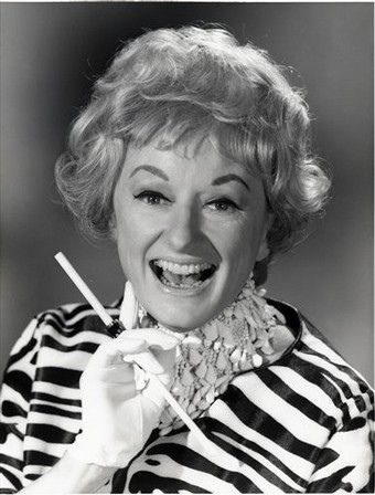 Phyllis Diller, one of the original female comedians