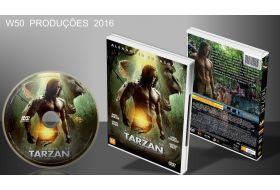 A Lenda De Tarzan - DVD 2