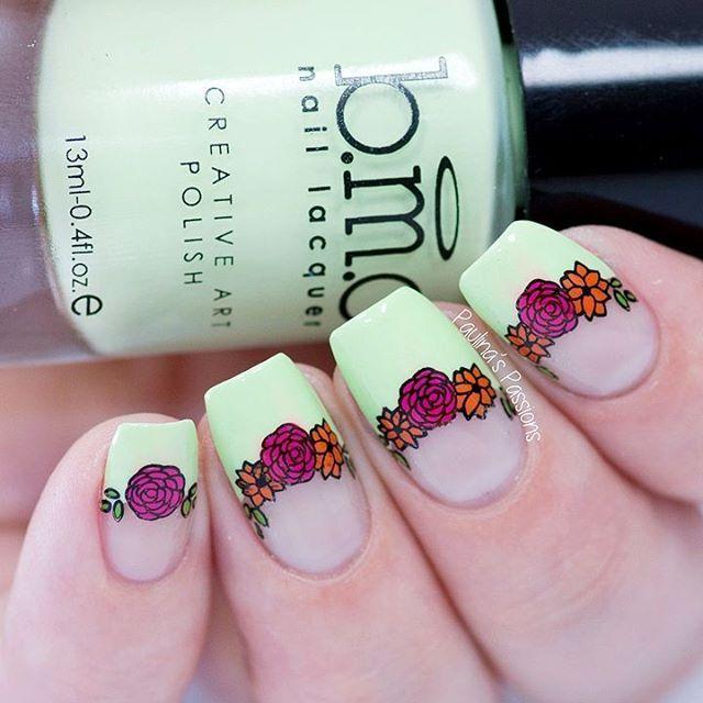 145 mejores imágenes de french manicure en Pinterest | Anastasia ...