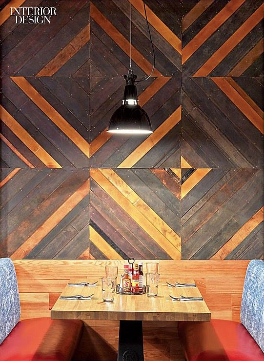 Food and Wine: 7 New Restaurants in North America | Projects | Interior Design