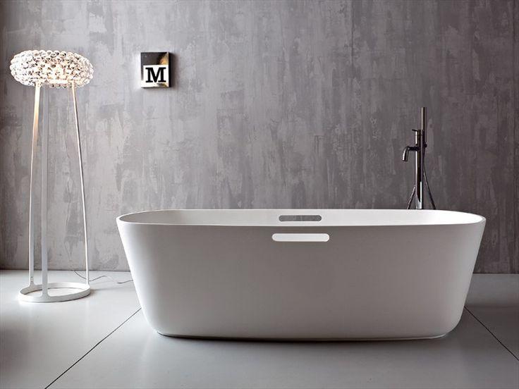 Industriële badkamer