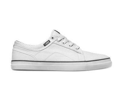 DVS Aversa White Canvas