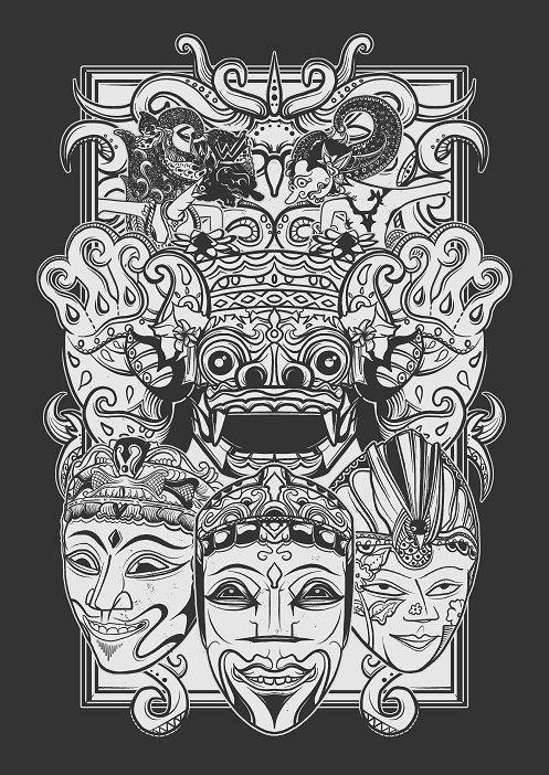 Ragam Rupa Indonesia