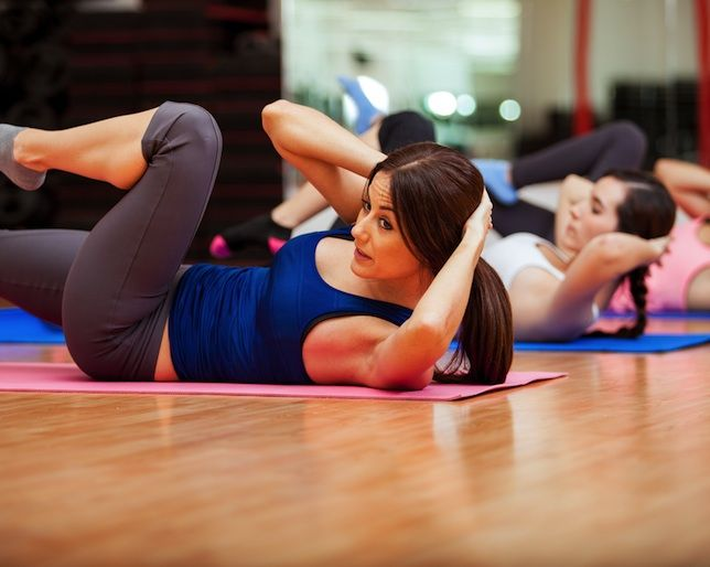 14 Things Girls Who Take Workout Classes Do But Will Never Admit To