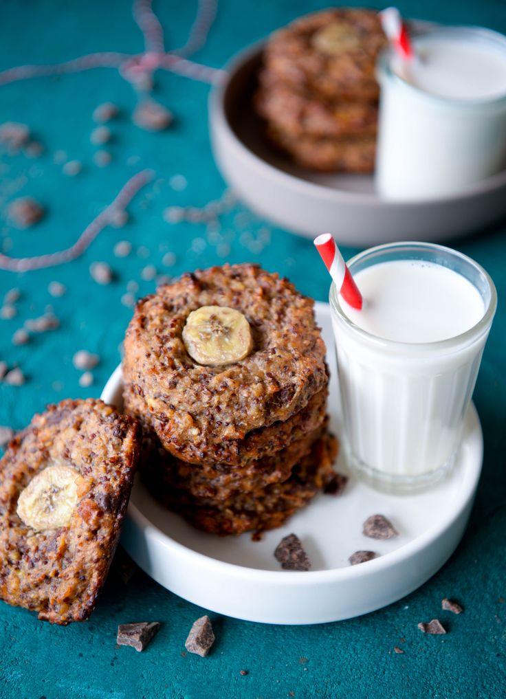 Sunde quinoa cookies – veganske og glutenfrie