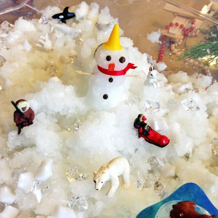 Мир моих грез . . . Lizon.org: Как Сделать Снег в Домашних Условиях