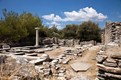 Ancient Ruins #Aliki #Archaeology #Thassos #Travelphotography