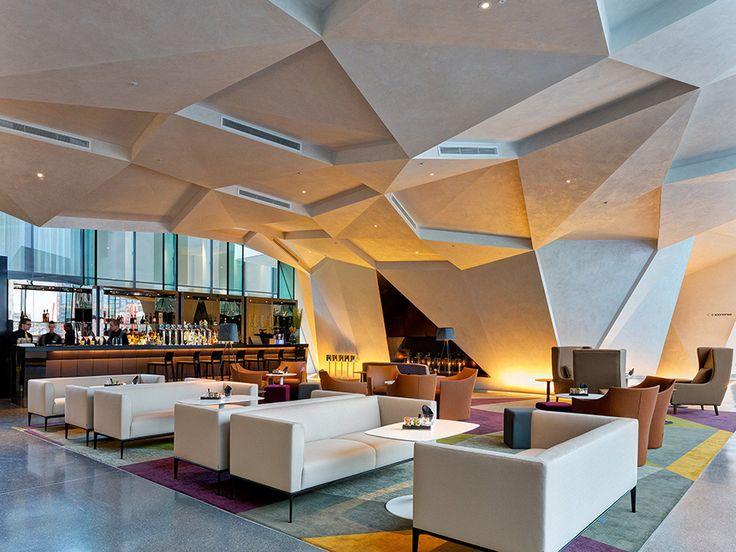Lounge furniture design restaurant