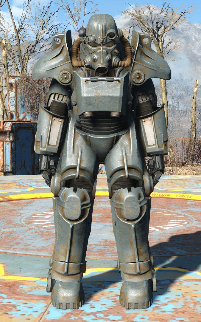 Image result for fallout 4 t45 power armor