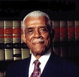 Donald L.Hollowell, Civil Rights Attorney Who Fought to Keep Dr. King Out OfPrison