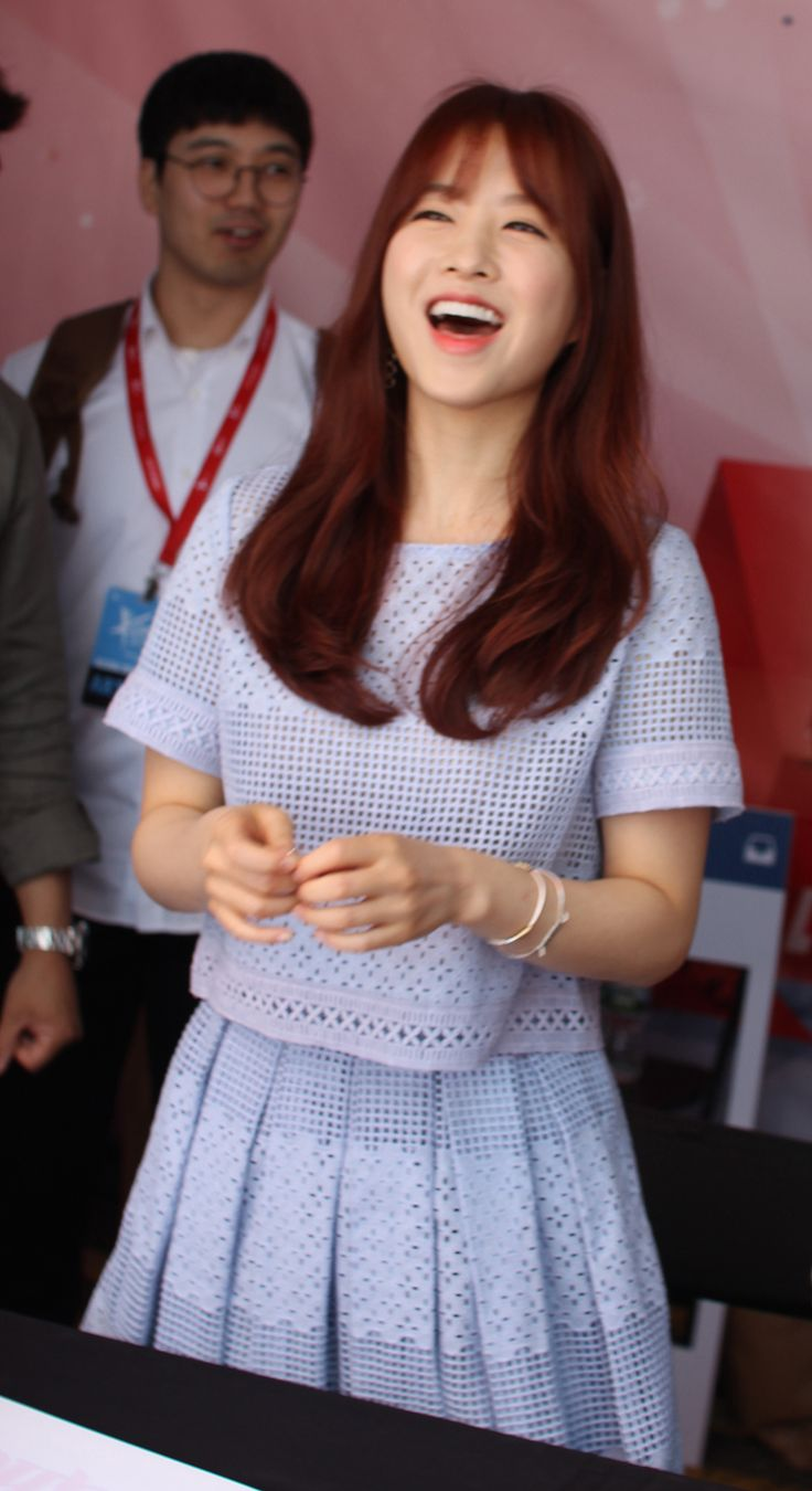 KCON NY Fan Signing - Park Bo Young - KCON USA OFFICIAL SITE