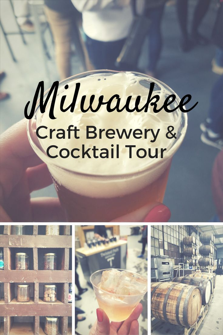 What's better than one craft brewery? Four! Throw in a few craft distilleries for fun and you've got an afternoon well-spent with Milwaukee Food Tours!