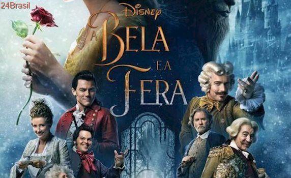 'A Bela e a Fera' abordará o universo homossexual pela primeira vez na Disney