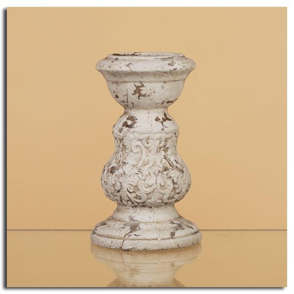 ceramic pillar holder    $12.79 Oddity Store