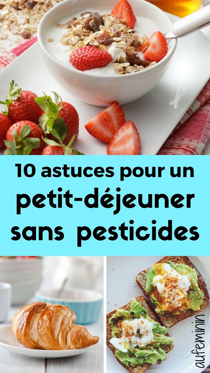 Toutes nos astuces pour un petit-déjeuner vraiment sain, pas plus cher et surtout sans pesticides ni perturbateurs endocriniens ! On adore chez Clairjoie