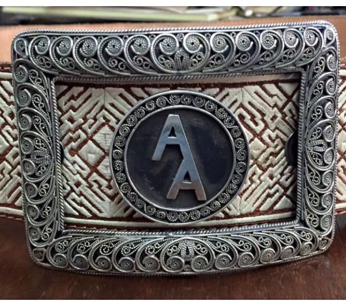 Mexico | Charreria | Belt buckles, Mexico, Saddles