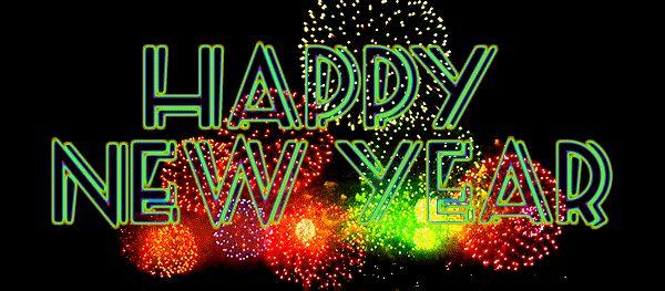 25 Gran Feliz Año Nuevo Gif para compartir - Mejor Animaciones