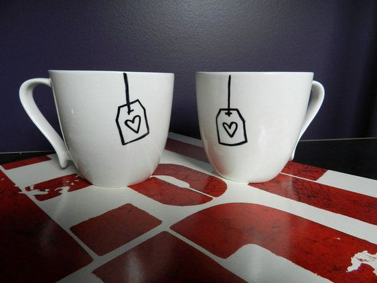 1000+ Ideas About Sharpie Mug Designs On Pinterest | Sharpie Mugs