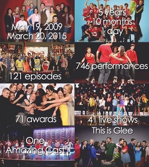 This is Glee......... sad that i learned about glee and i began to love it only after Cory died :(