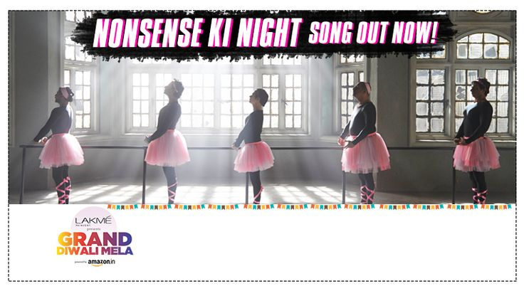 Just 9 days to go! Are you ready for Nonsense ki Night? Countdown to Diwali day with Happy New Year latest song on ‪#‎GrandDiwaliMela‬ -http://bit.ly/centerstageGDM