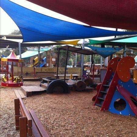 Playground Finder