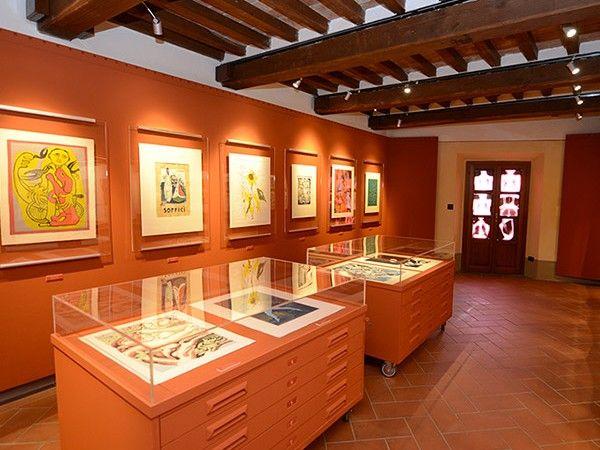 Museo di Palazzo Pretorio, Collezione Incisioni e Litografie – Donazione Vito Merlini