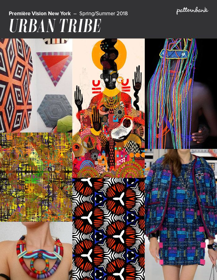 Première Vision New York – S/S 2018 Print & Pattern Trend Round Up