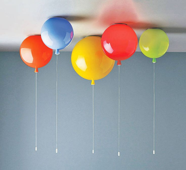 Balloon Shaped Ceiling Lights