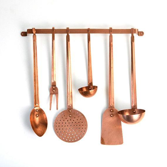 Copper Kitchen Utensils Copper Kitchen Accessories