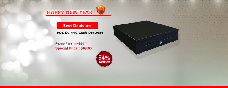 QuickPOS now dealing with HIGH Discount 54% OFF on EC-410 Cash Drawer. Browse our POS Store to find more latest offers on several other POS Equipment, we undertake Sales &  Shipping across Australia includes Tasmania & Norfolk Island..!  https://www.quickpos.com.au/pos-hardware/cash-drawers/docket-printer-driven-cash-drawers/ec-410-cash-drawer