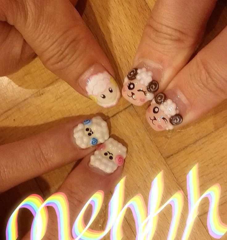 26 Impossible Japanese Nail Art Designs: In The Year Of The Goat! :)