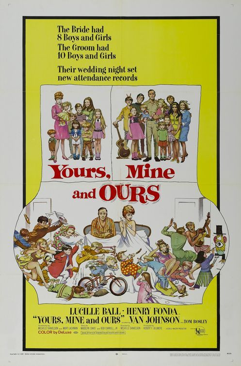 Yours, Mine, and Ours (1968)