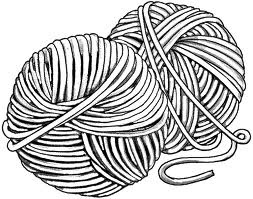 17 Best Knitting And Crochet Clipart Images On Pinterest