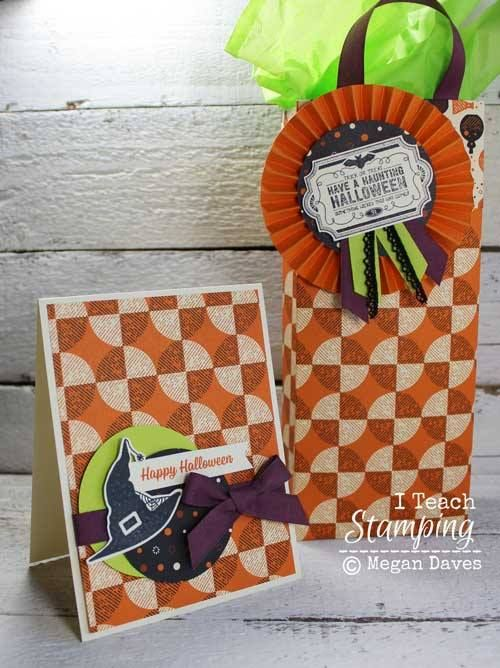 Quick and Cute Halloween Treat Bag Ideas Packaging ideas, Handmade - cute halloween treat ideas